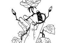 ↠ sketchbook / desenhos e rabiscos que um dia serão meus