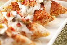 Yummy Recipes / by Jennifer Marshall