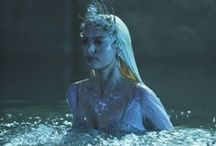 """Little Mermaid / """"I know what you want,"""" said the sea witch; """"it is very stupid of you, but you shall have your way, and it will bring you to sorrow, my pretty princess."""""""
