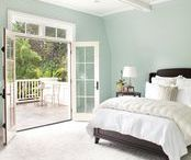 Interior Paint Colors / Give your home a facelift and find inspiration for your next painting party. These Interior Paint Colors offer something colorful for everyone. Grab the paint roller and edging tape, it's time to give your interior a makeover!