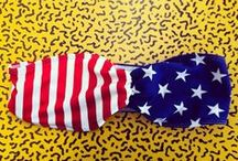 Red, White & Blue / by American Apparel
