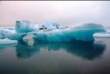 Icecapades / Places in which I've chillaxed or am planning to.