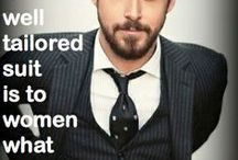 I want to dress my husband