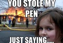 Pen Funnies