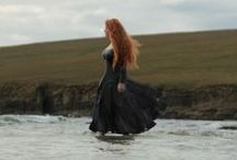 """Sevenwaters / Based off of the series by Juliet Marillier--particularly the first book, """"Daughter of the Forest"""". Celtic, fantasy setting, a tad grim. Would recommend for mature teens and adults."""