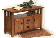 Mission Style Furniture / Clean lines, a simple form and a durable nature make Arts & Crafts Furniture and Mission Furniture a timeless classic style that remains popular over the years.  Our Mission style furniture is Amish handcrafted in the USA from solid hardwood.
