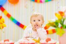 kid parties / by Jenni Spitulnik