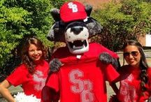 Get your RED on! / by Stony Brook University