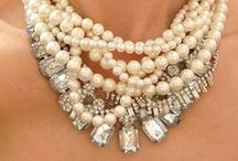Bejeweled / Sparkle. Shine. Bling. Baubles.  / by Kathy Myers