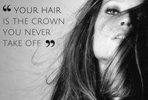 Inspiración Cabello y Maquillaje / Ideas de cortes de pelo y peinado de tendencia, con estilo.  / by Charo Fraile Toscano
