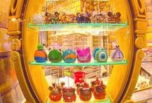 Disneyland Food / Discover Disney through food.... / by Deni Kidwell