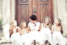 Ring bearer/ Flower girls / by Rachel Simeno