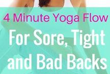 yoga / Yoga exercises