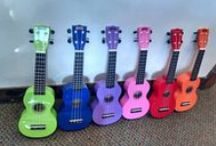 Stringed Awesome / All things ukulele and whatever else we decide to put in here to go with our ukulele collection