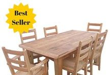 Amish Reclaimed and Barn Wood Furniture / Check out DutchCrafters Authentic, Century old reclaimed and barn wood furniture all handcrafted in USA by Old Order Amish woodworkers.