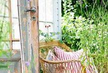 Indoor/outdoor gardening / by Bettina Holst