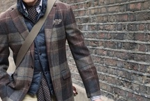 Layering / A board dedicated on providing examples of how to layer mens clothing stylishly