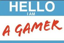 The Cool Gamer In Me LOVES... even ADORES... / I'm a gamer/geek/mom - just ask my friends.... or my husband.... or my kids. I LIKE gaming. I LOVE gaming. This board is for fun gamer food, photos, cosplay, events, quotes, poems, clothes - all things gaming! / by MoneyMakingMommy.com