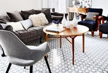 A room to live in | Living room / by Simona Calvani