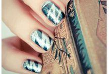 Nails. / by McKensie Bean
