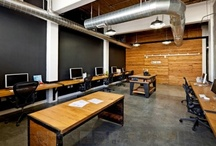 nine 2 five / work place design and inspiration / by Catherine Crahan