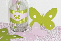 Sweet Butterfly Party