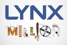 1,000,000 fans / by Lynx