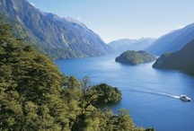Doubtful Sound / With its rugged peaks, verdant rainforest and twisting, hidden inlets, Doubtful Sound will take your breath away. Home to abundant wildlife and spectacular natural scenery, Doubtful Sound is one of New Zealand's hidden gems