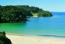 Stewart Island / Located at the southern tip of New Zealand, Stewart Island's densely forested hills, untouched coastline and golden beaches make it a haven for marine and bird life. An amazing destination for anyone who loves nature and relaxation.