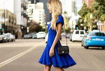Dressing it up / Dresses