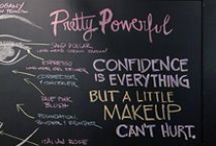 Pretty Powerful / Get inspired to feel confident, look gorgeous, and conquer the world. / by Bobbi Brown