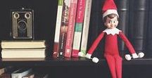 Elf on the Shelf Mania / Thousands of Elf on the Shelf ideas, printable and activities for the Christmas season.