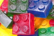 Jello Molds for Boys