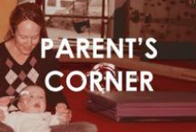Parent's Corner