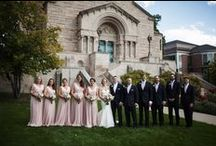 Clewell Wedding Party's / Classy wedding party photos Minneapolis. http://clewellphotography.com