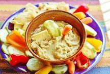 Hummus-The Saucy Southerner / Add variety to your homemade hummus with these different recipes. P~