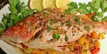 Fish Recipes-The Saucy Southerner / Fish and Shellfish recipes