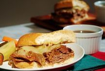 Sandwiches-The Saucy Southerner / A compilation of sandwich recipes from The Saucy Southerner