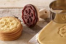 INSPIRATION  Cookie Stamps / Cutter