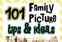 Family Picture Ideas / Color schemes and pose ideas / by Victoria