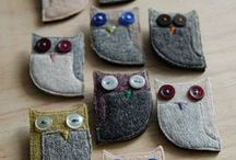 What a Hoot / Who, who, hoot thinks owls adorable?  / by Zina Harrington