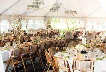 Clewell Receptions / wedding reception, outdoor, tent, rustic, vintage, Minnesota, minneapolis