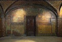 Batchelder Tile Collection / Batchelder Tile celebrates the classic tilework of the American craftsman home.