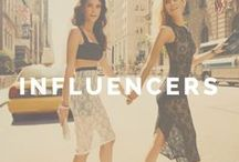 Influencers / Fashionistas that inspire us