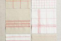 DOMESTIC SKILLS / knitting / sewing / weaving / quilting