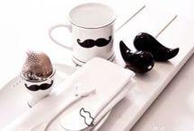 In ♥ with Moustache / Schnurrbart / Alles rund um das Thema Moustache / Schnurrbart