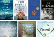 Great Book Lists / Heading to the library or looking for something to buy online to read? Check out these fiction and non-fiction book lists.