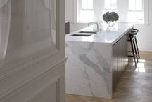 CLIENT Blue Pointe / Residential Kitchen and Living Space / by The Guggenheims