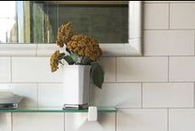 Subway Ceramics Collection / We produce historically accurate subway tiles with pencil-thin grout lines and flat tile surfaces that are the distinguishing characteristics of original, vintage tilework. Our authentic subway tile is available in 40 glazes.