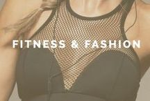 Fitness & Fashion / How to look good while working out.